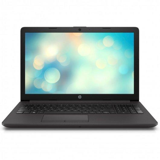 "Portátil - HP 250 G7, 15.6"" HD, Intel® Core™ i3-1005G1, 8GB , 256GB SSD, FreeDOS, Negro"