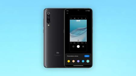 MIUI 12: cómo cambiar los colores y sonido de la cámara en tu Xiaomi