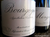 Leroy Bourgogne Blanc 1998