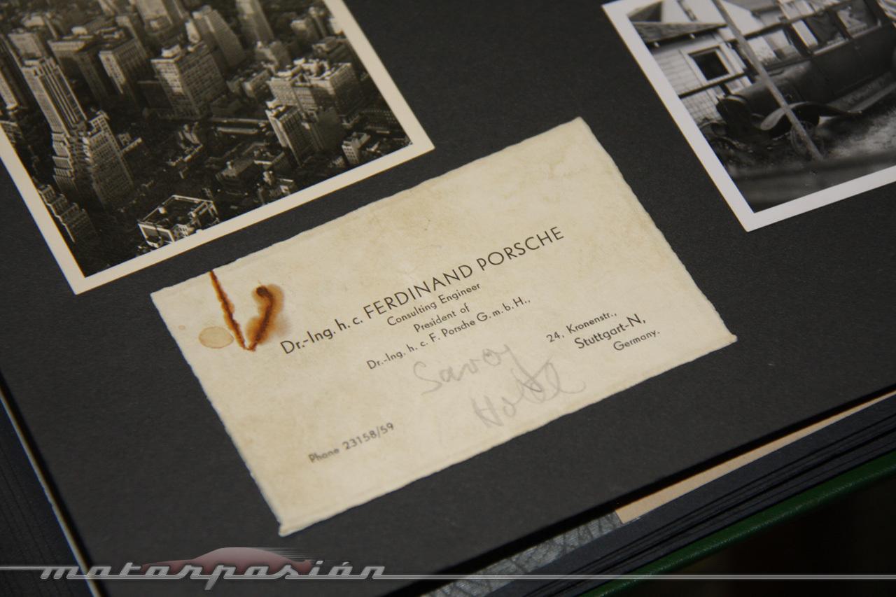 Foto de Museo Porsche: los archivos históricos (11/25)