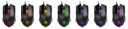 Tt Esports Challenger Rgb Combo Mouse
