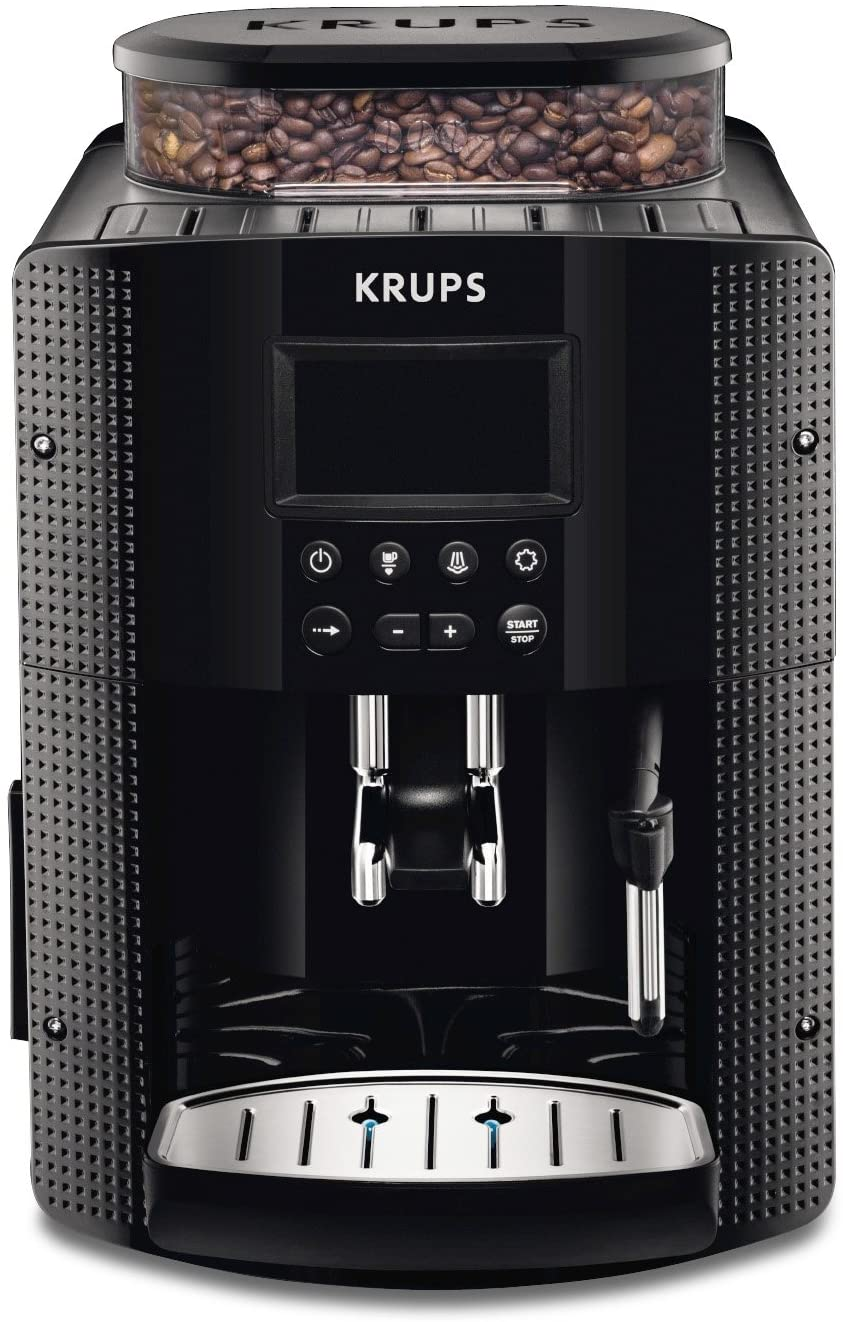 Krups EA8150 - Cafetera Automática