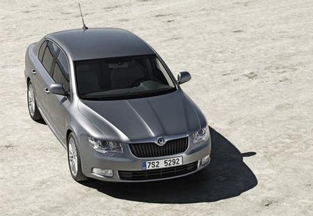 Škoda Superb, en el Este mola más