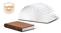 Lumio, el libro lámpara que dara luz a tu hogar