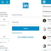 LinkedIn Lite: esta versión mini ocupa menos de 1 mega y hace básicamente lo mismo que la completa