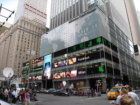 Lehman Brothers quiebra y las bolsas se desploman