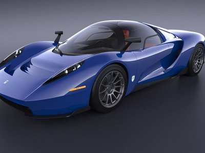 Lo nuevo de Scuderia Cameron Glickenhaus se llama SCG 004S y es un superdeportivo de lo más retro