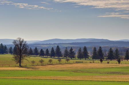 Gettysburg Field 3