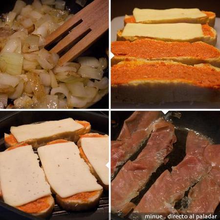 tosta de almussafes - elaboración