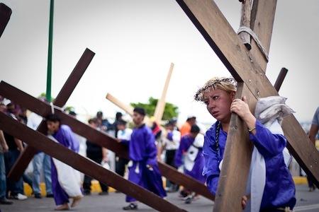Cinco destinos para vivir la Semana Santa en México: Iztapalapa