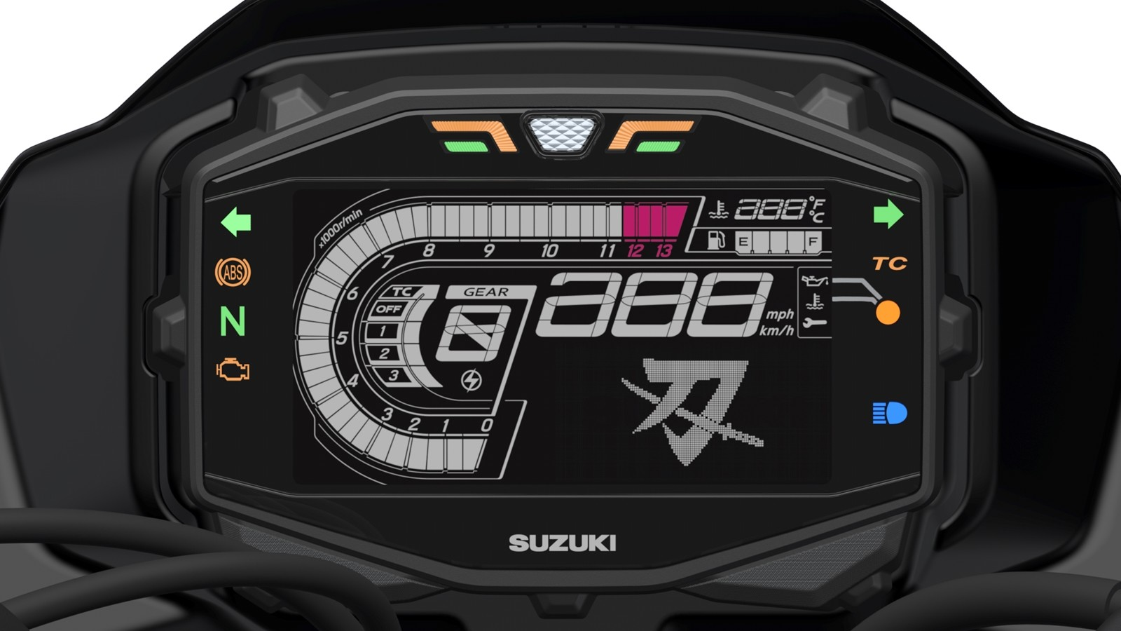 Foto de Suzuki GSX-S1000S Katana 2019 (62/68)