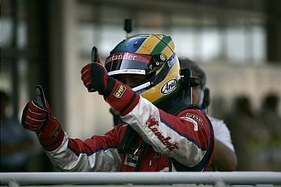 Bruno Senna ya piensa en la Fórmula 1