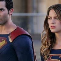 'Supergirl' deja ver a Superman en acción en un primer vistazo a su segunda temporada