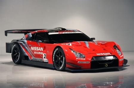 Nissan intentará asaltar Europa con un GT-R especificación GT1