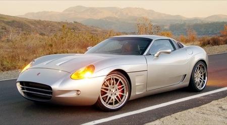Anteros Roadster, un Corvette con otros aires