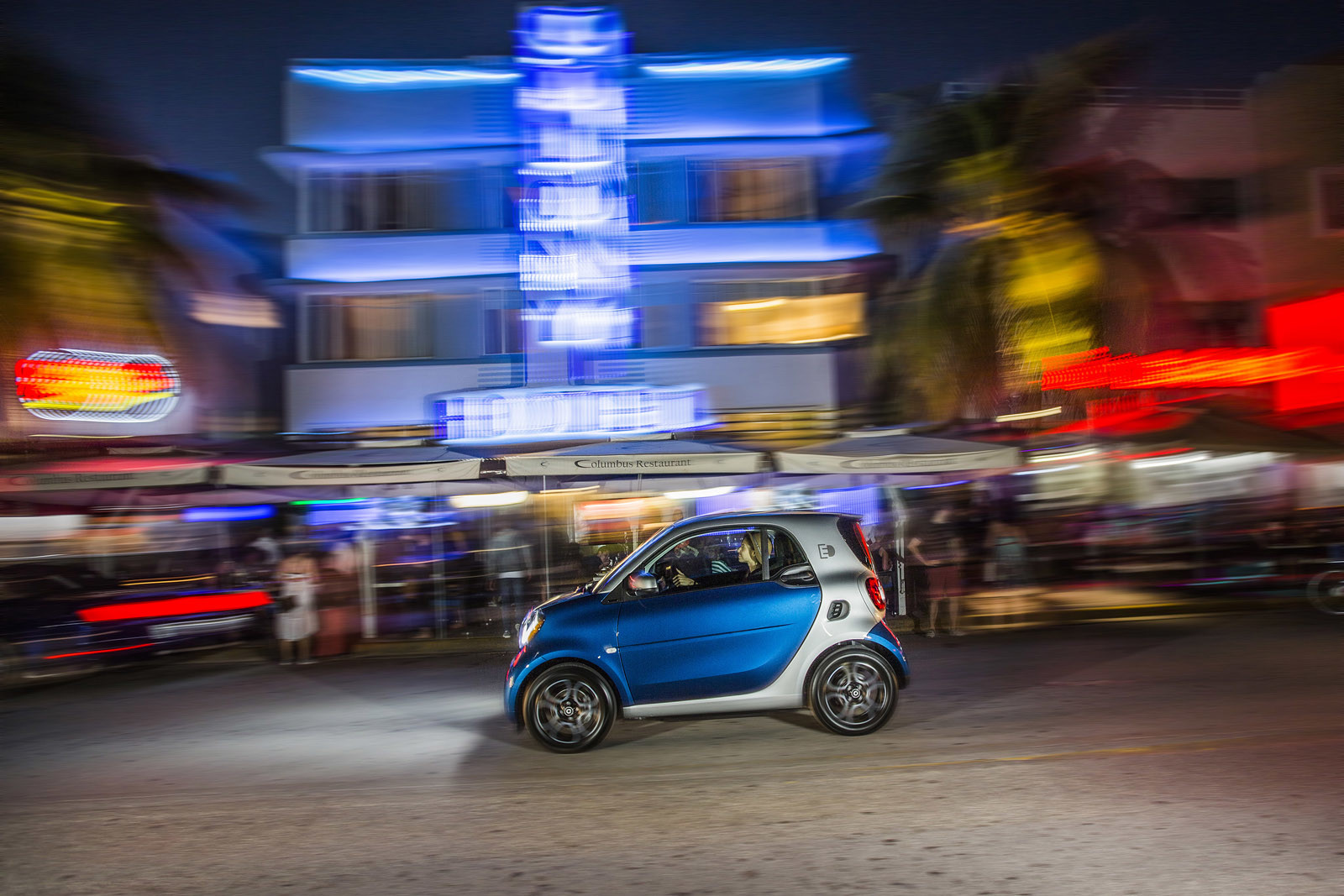 Foto de smart fortwo Electric Drive, toma de contacto (282/313)