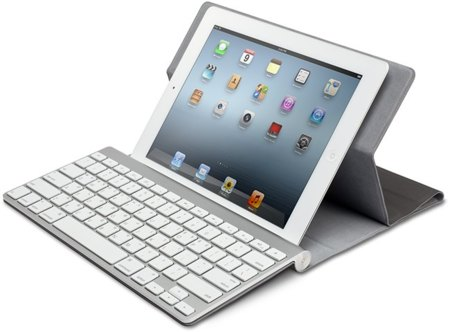 La nueva funda de Belkin para iPad con hueco para el teclado