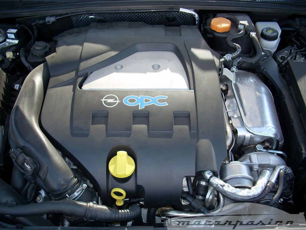 Foto de Opel Vectra SW OPC (14/42)