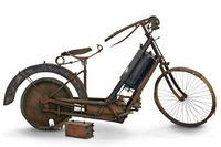 Hildebrand & Wolfmüller, se vende la primera moto de la historia