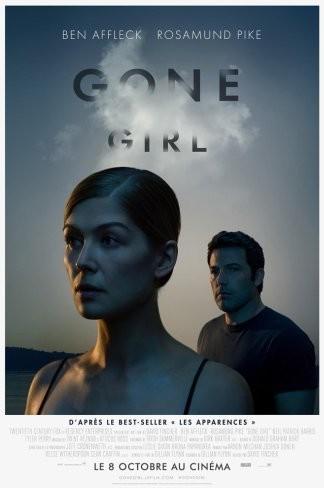 'Perdida (Gone Girl)', nuevo cartel de la esperada película de David Fincher