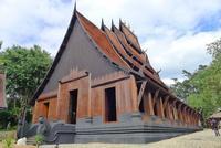 La casa negra. De viaje por Chiang Rai, Tailandia (II)