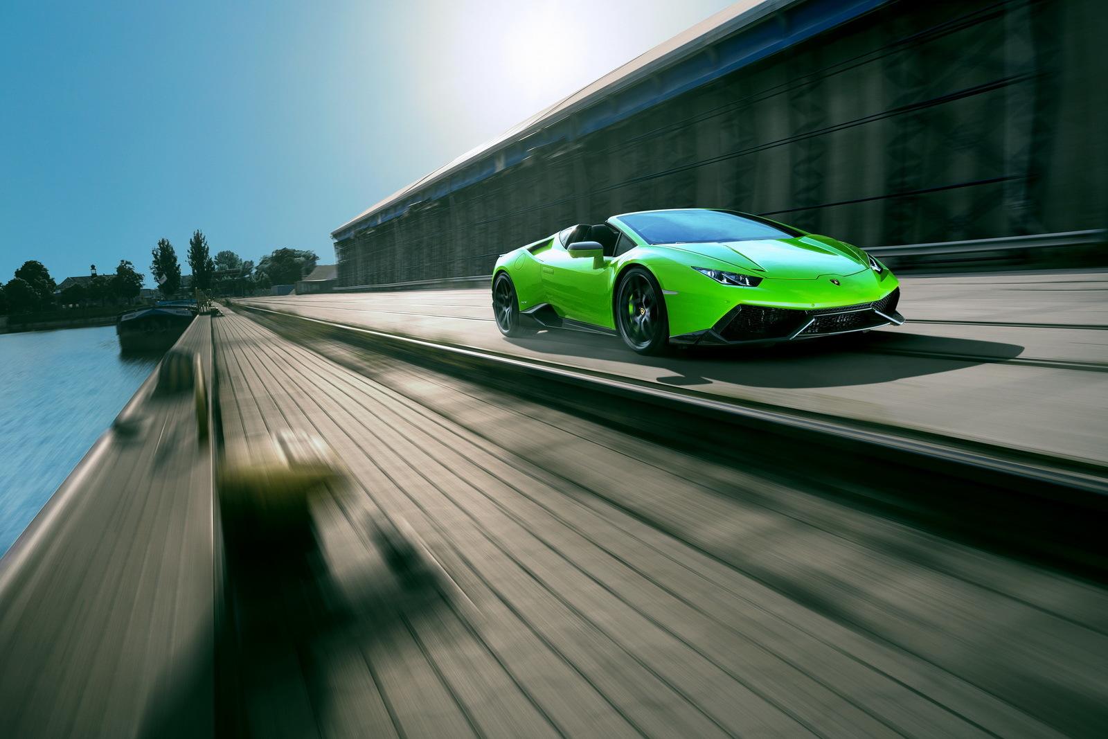 Foto de Novitec Torado Lamborghini Huracán (10/18)