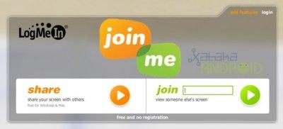 join.me, la solución de LogMeIn para videoconferencias grupales