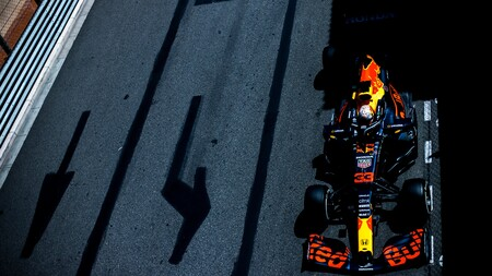Verstappen Monaco F1 2021