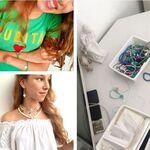 La historia de Anita, la adolescente de 14 años que vende las joyas que confecciona para costearse una mano biomecánica