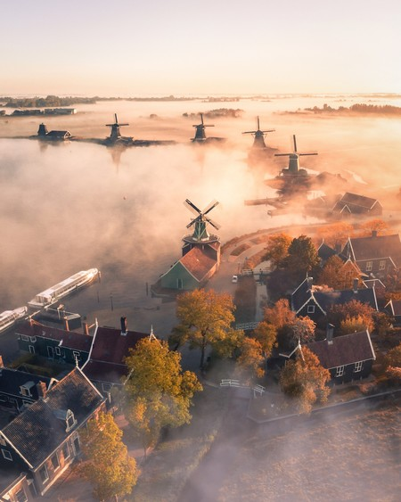 Winner A Magic Morning In The Netherlands By By Ewold Netherlands