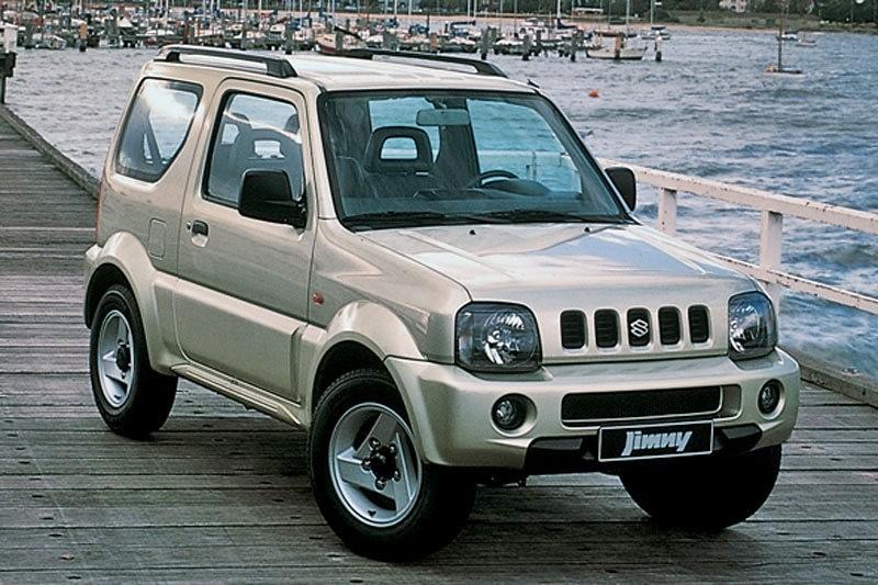 Suzuki Jimny 2018 6