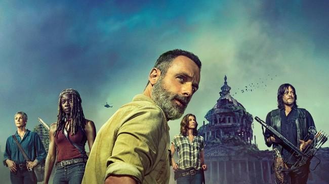 'The Walking Dead' se muere: la audiencia de la serie se hunde en el estreno de la temporada 9