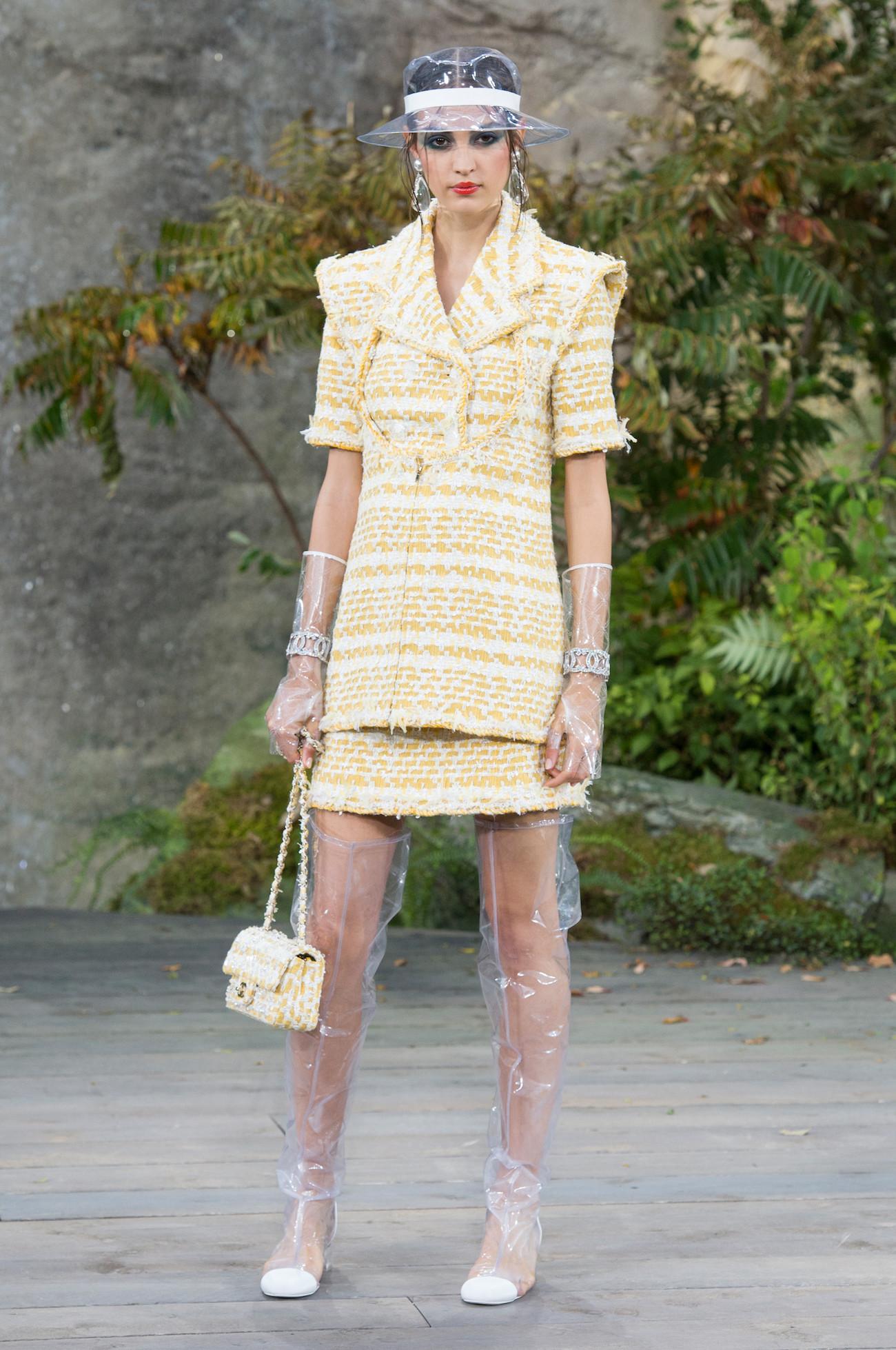 Foto de Chanel Primavera-Verano 2018 (6/87)