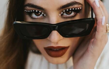 El eyeliner con cristales de Maddy en Euphoria vuelve a ser lo más en Instagram (y es más fácil de hacer de lo que parece)