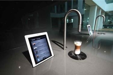 ¿Un grifo que hace café y se maneja desde el smartphone? Ya existe y se llama Top Brewer