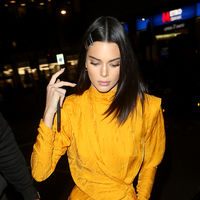 Estas navidades plántate un par de horquillas como las de Kendall Jenner y lograrás el peinado de moda