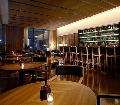 Bar en la Torre Giza Bvlgari, Tokyo