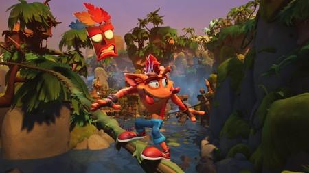 Trailer de 'Crash Bandicoot 4: It's About Time': vuelve el mítico marsupial con una aventura fiel su desenfadado estilo clásico