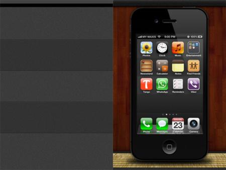 Fondo para el iPhone de bandas
