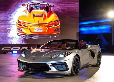 Chevrolet Corvette Stingray Convertible 2021: precios y equipamiento en México