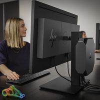 HP Z2 Mini G5, Z2 Small G5 y Z2 Tower G5: tres estaciones de trabajo compactas, de diseño y propulsadas por procesadores Intel Xeon