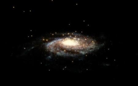 Se establece una medición más precisa de la masa de la Vía Láctea