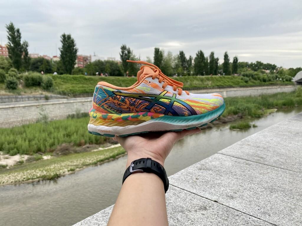 ASICS Gel-Nimbus 23: unas zapatillas de running ultra cómodas para corredores tranquilos