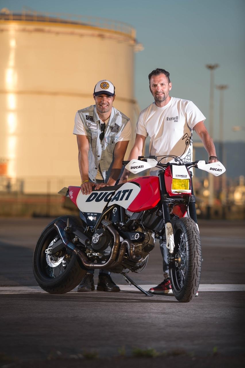 Foto de Ducati Scrambler - Russell Motorcycles (10/22)