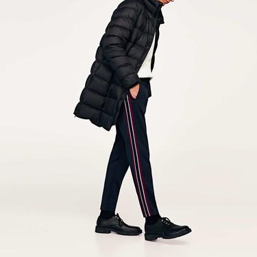 Los mejores joggers y pantalones deportivos de Zara para llevar a la oficina sin problema