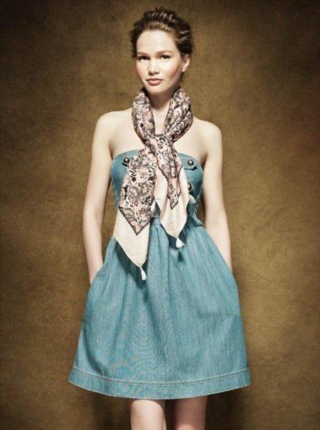 Colección Blanco Pre-Fall 2010: tonos apagados en la ropa antes del otoño VII