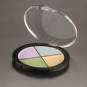 ¿Cómo se usa la paleta de correctores de colores de Coastal Scents?