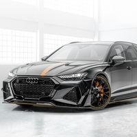 El nuevo Audi RS 6 Avant según Mansory es una bestia desatada de 730 CV y 1.000 Nm de par