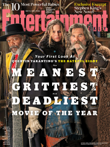 Primer vistazo oficial a The Hateful Eight