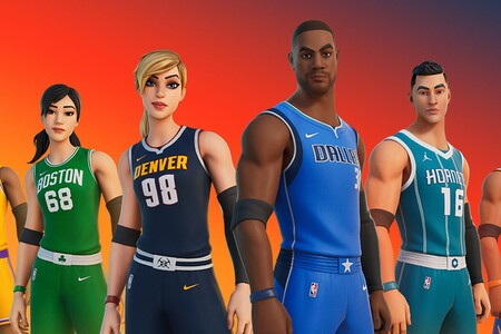 Fortnite y la NBA anuncian un crossover: los 30 equipos de la liga de baloncesto aterrizan en el battle royale con múltiples recompensas